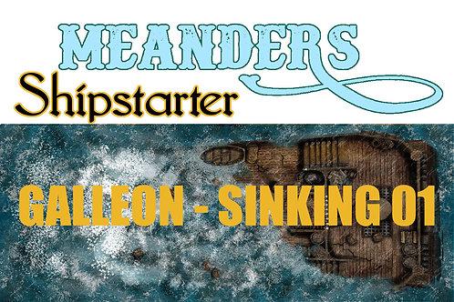 Shipstarter Galleon - Sinking 01