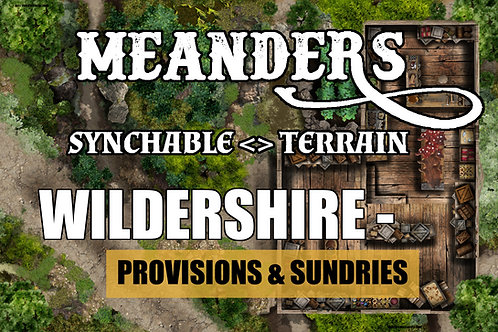 Wildershire - Provisions and Sundries