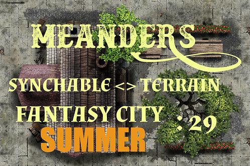 Fantasy City Summer 29