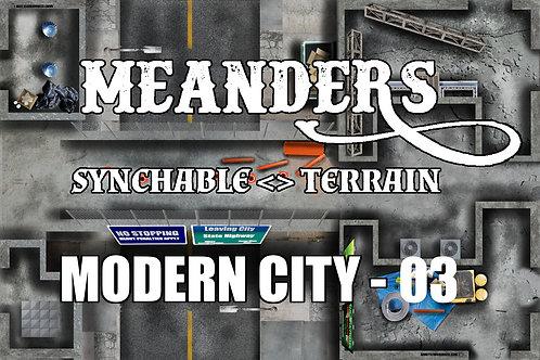 Modern City 03