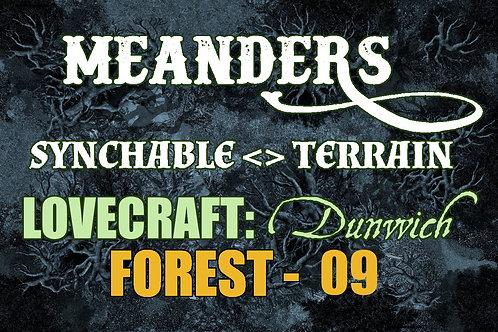 Lovecraftian Dunwich: Forest N 09