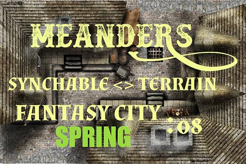 Fantasy City Spring 08