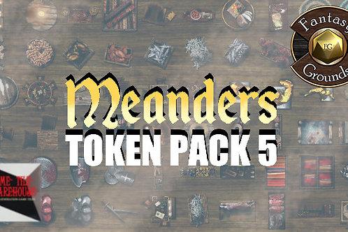 FG Meanders Fantasy Token Pack 5