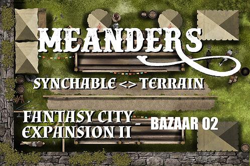 Fantasy City Expansion II - Bazaar 02