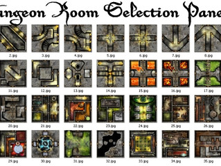 Free GTW Dungeon Map Pack