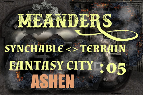 Fantasy City Ashen 05