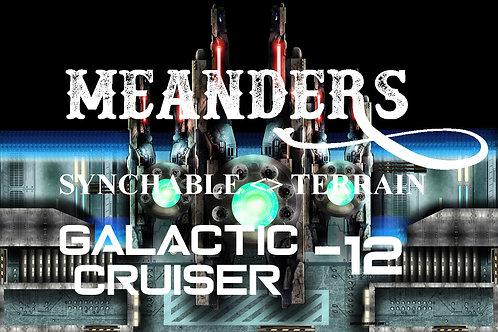 Galactic Cruiser 12