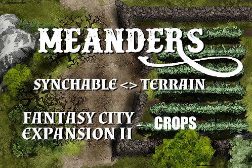 Fantasy City Expansion II - Crops