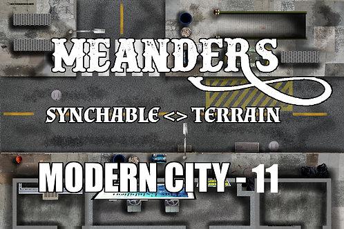 Modern City 11