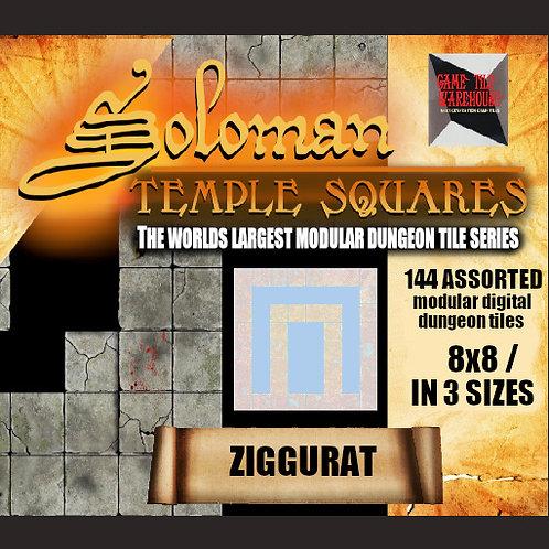 Soloman Temple Squares - ZIGGURAT