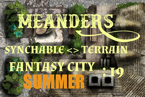 Fantasy City Summer 19