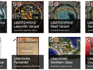 The Ubershrike Arena Map Pack