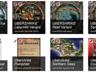 The Ubershrike Arena Map Pack