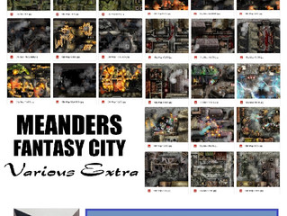 Fantasy City added to GTW