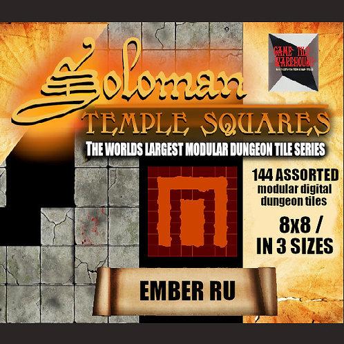 Soloman Temple Squares - EMBER RU