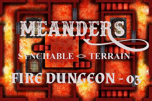 Fire Dungeon 03