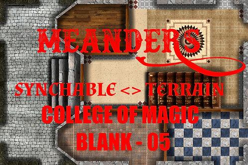 M3 College of Magic Blank 05