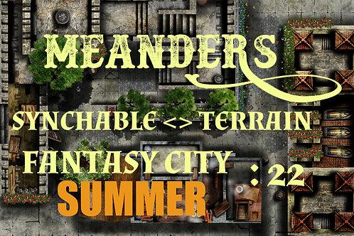 Fantasy City Summer 22