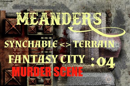 Fantasy City Murder Scene 04