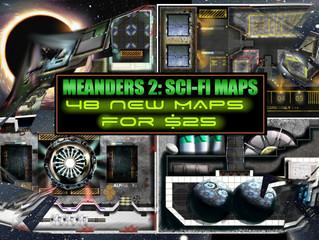 Meanders 2: My biggest success yet