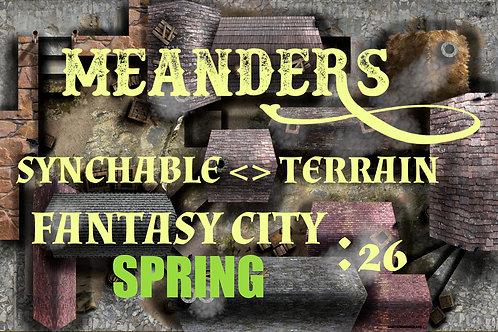 Fantasy City Spring 26