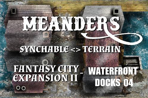 Fantasy City Expansion II - Waterfront Docks 04