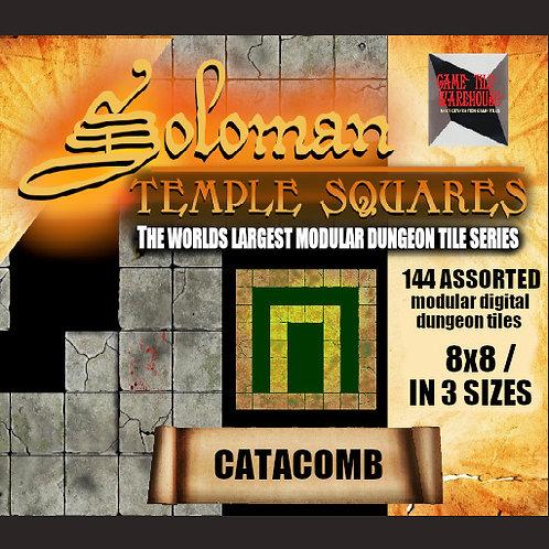 Soloman Temple Squares - CATACOMB