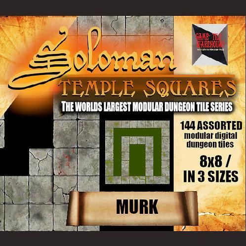 Soloman Temple Squares - MURK