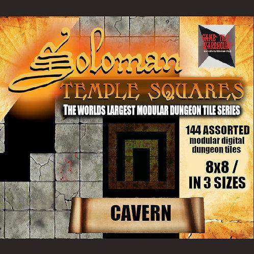Soloman Temple Squares - CAVERN