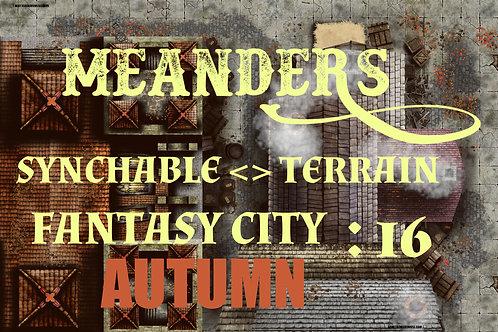 Fantasy City Autumn 16
