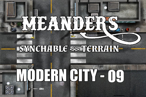 Modern City 09