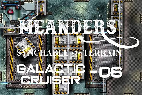 Galactic Cruiser 06