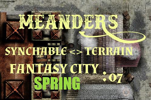 Fantasy City Spring 07