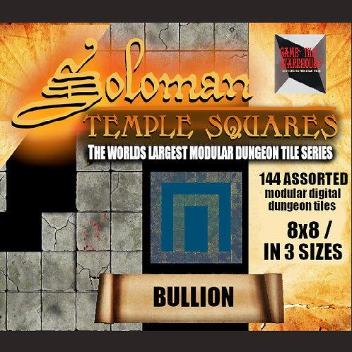 Soloman Temple Squares - BULLION