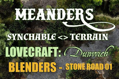 Lovecraftian Dunwich: Blender [Stoneroad]01