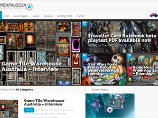 GTW Featured in Gameapalooza Interview