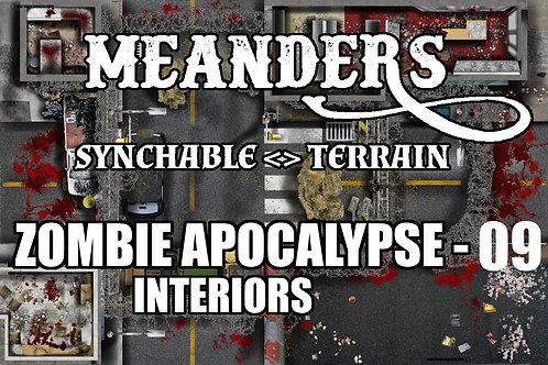 Zombie Apocalypse Interior 09