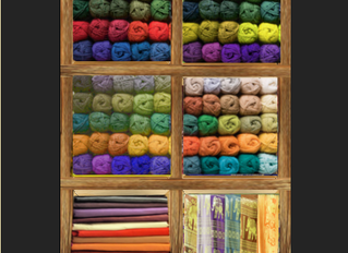 Marketplace Additions: Silk & Yarn Stores