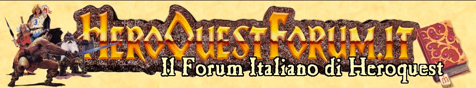 Official Heroquest Italian Forum