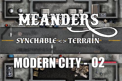 Modern City 02