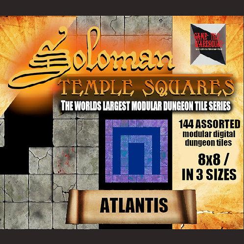 Soloman Temple Squares - ATLANTIS