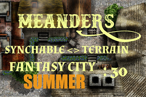 Fantasy City Summer 30