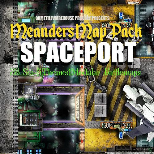 Spaceport: Roll20 Meanders Map Pack