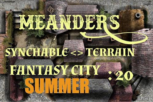 Fantasy City Summer 20