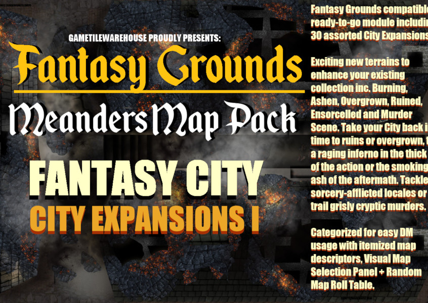City Expansion I Promo Graphic