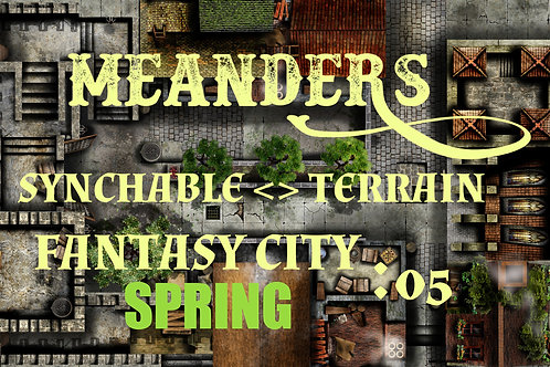 Fantasy City Spring 05