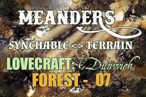 Lovecraftian Dunwich: Forest 07