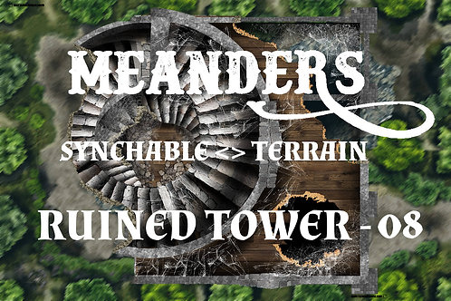 Ruined Tower 08