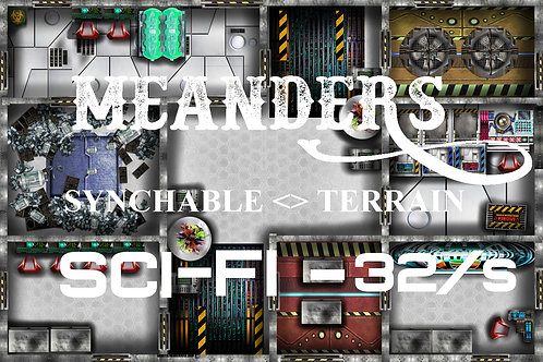 Sci-fi 32 (Switcher) *New*