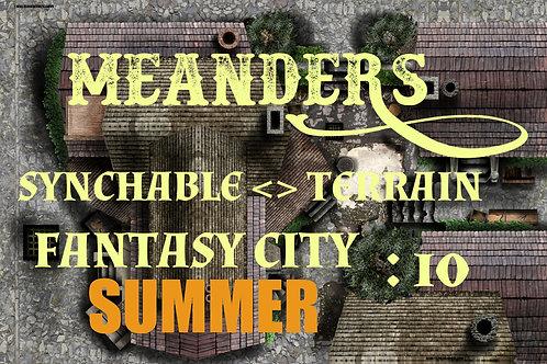 Fantasy City Summer 10